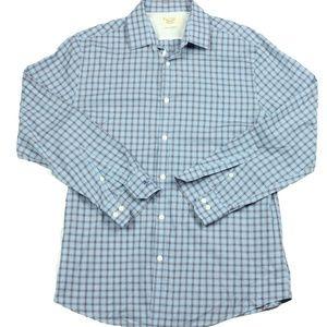 Gentlemen Long Sleeve Shirt Size 15.5 penguin